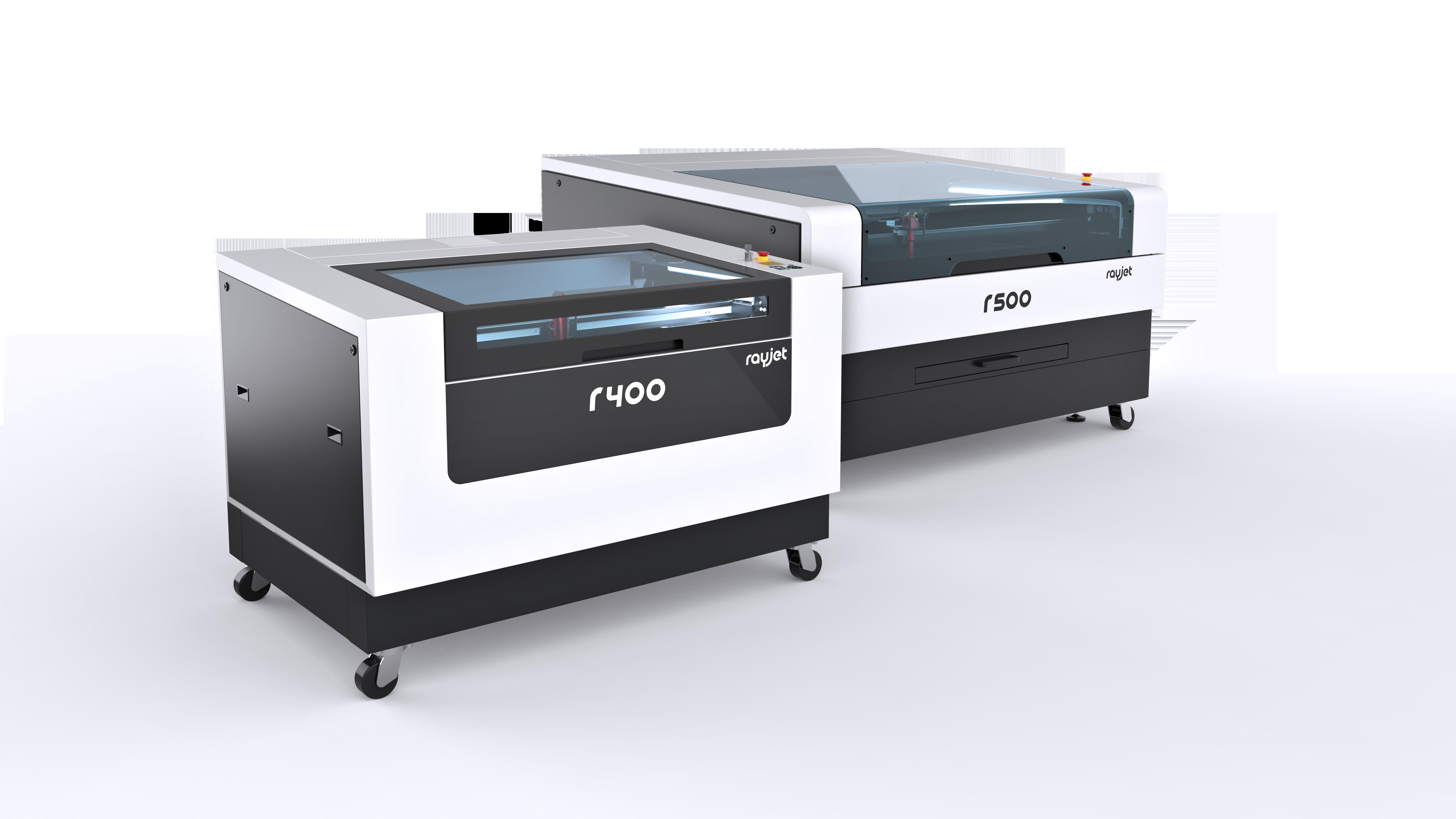 R400 Laser Cutter