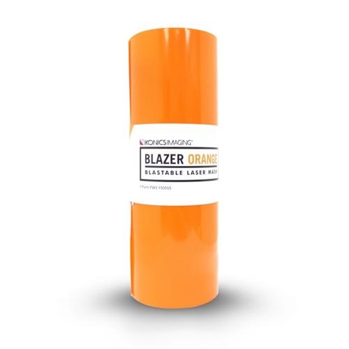 Blazer Orange Laser Mask Rolls