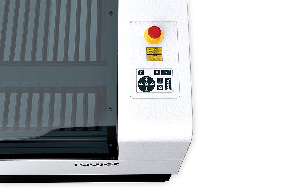 R500 Laser Cutter